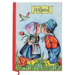 Typisch Hollands Notebook Colorfull Holland