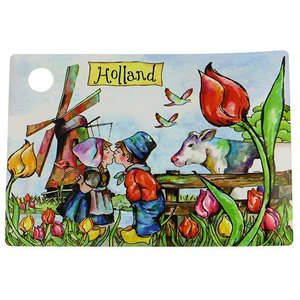 Typisch Hollands Placemat - Colorfull Holland