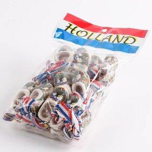 Typisch Hollands Corsage Clogs - 10 Stück