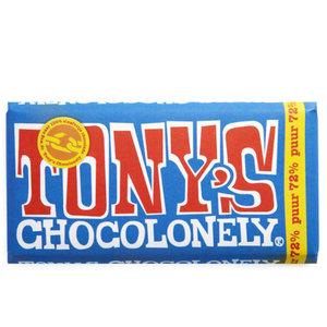 Tony`s - Chocolonely Tony`s - Chocolonely - puur 70%