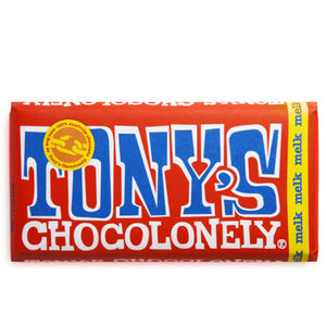 Tony`s - Chocolonely Tony`s - Chocolonely - 32% Milch