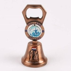 Typisch Hollands Handbell with opener