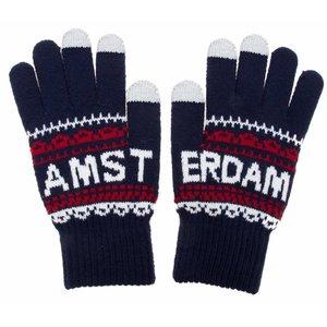 Robin Ruth Fashion Handschoenen Robin Ruth - Blauw - Amsterdam
