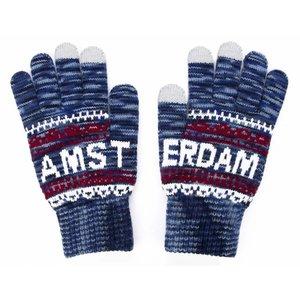 Robin Ruth Fashion Handschoenen Robin Ruth - Marine - Amsterdam