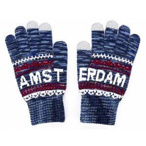 Robin Ruth Fashion Handschuhe Robin Ruth - Marine - Amsterdam