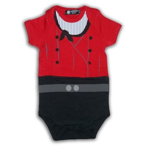 Typisch Hollands Baby Romper Boer - Holland