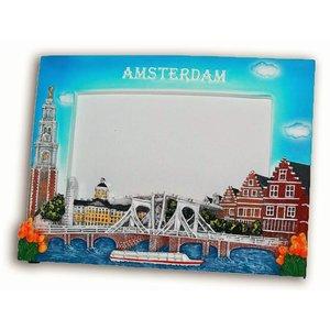 Typisch Hollands Photo frame Amsterdam