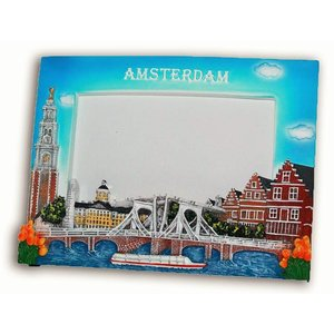 Typisch Hollands Rahmen Amsterdam
