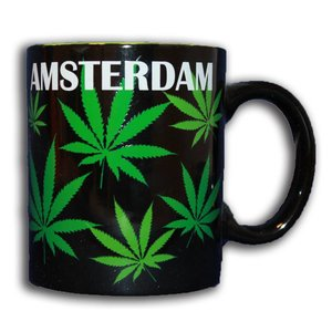 Typisch Hollands Mug of Cannabis in Giftbox