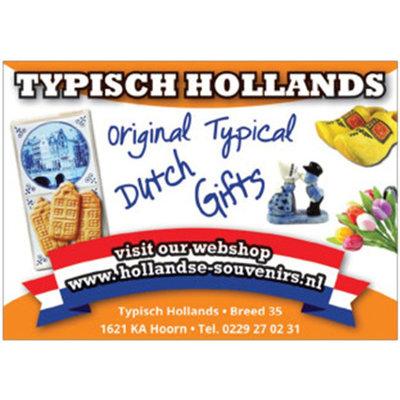 www.typisch-hollands-geschenkpakket.nl Holland geschenkbox - Delfts blauw