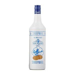 Typisch Hollands Stroopwafel likeur. 0,75 liter