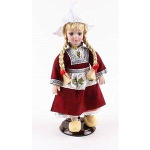 Typisch Hollands Kostüm Puppe 20cm