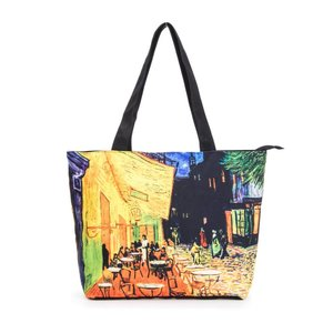Robin Ruth Fashion Grote Tas - Vincent van Gogh Terras
