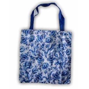 Typisch Hollands Bag - Faltbare Delfter - Tulpen
