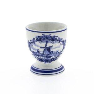 Typisch Hollands Delft blue egg cup - Mill