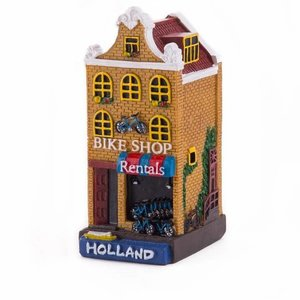Typisch Hollands Holland house Bike shop