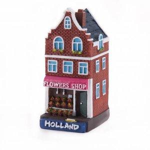 Typisch Hollands Holland huisje Flower shop