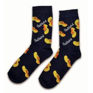 Typisch Hollands Socken Größe 35-41 Clogs