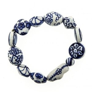 Typisch Hollands Bracelet porcelain clog