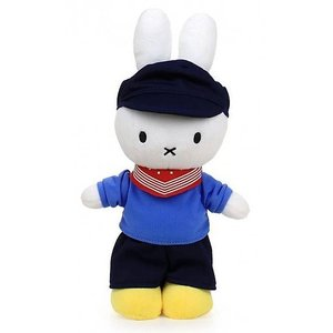 Nijntje (c) Miffy in Boer Kostüm 34 cm