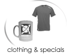 clothing & specials