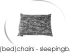 chairs - bedchairs - sleepingbags