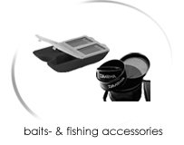 baits- & fishing accessories