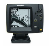 hummingbird fishfinder 560