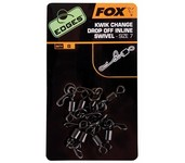 fox edges kwik change inline swivel