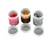 fox bait tubs full size clear