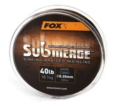 fox submerge sinking braided mainline **SALE**