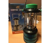 elite bivvy lamp 36 led met kompas