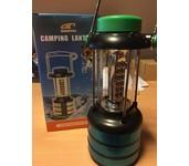 elite bivvy lamp 36 led met kompas