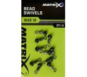 matrix fishing bead swivels