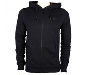 korda kore black zip hoodie