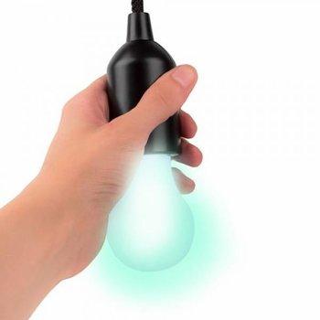 Retro LED lamp met trekkoord