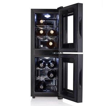 Wijnkoeler, dubbel