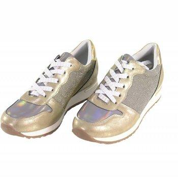 Fabulous Fabs sneaker gold.