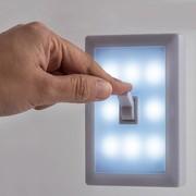 Schakelaar met LED