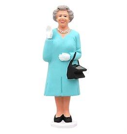 Kikkerland Solar-Queen Elizabeth Blau