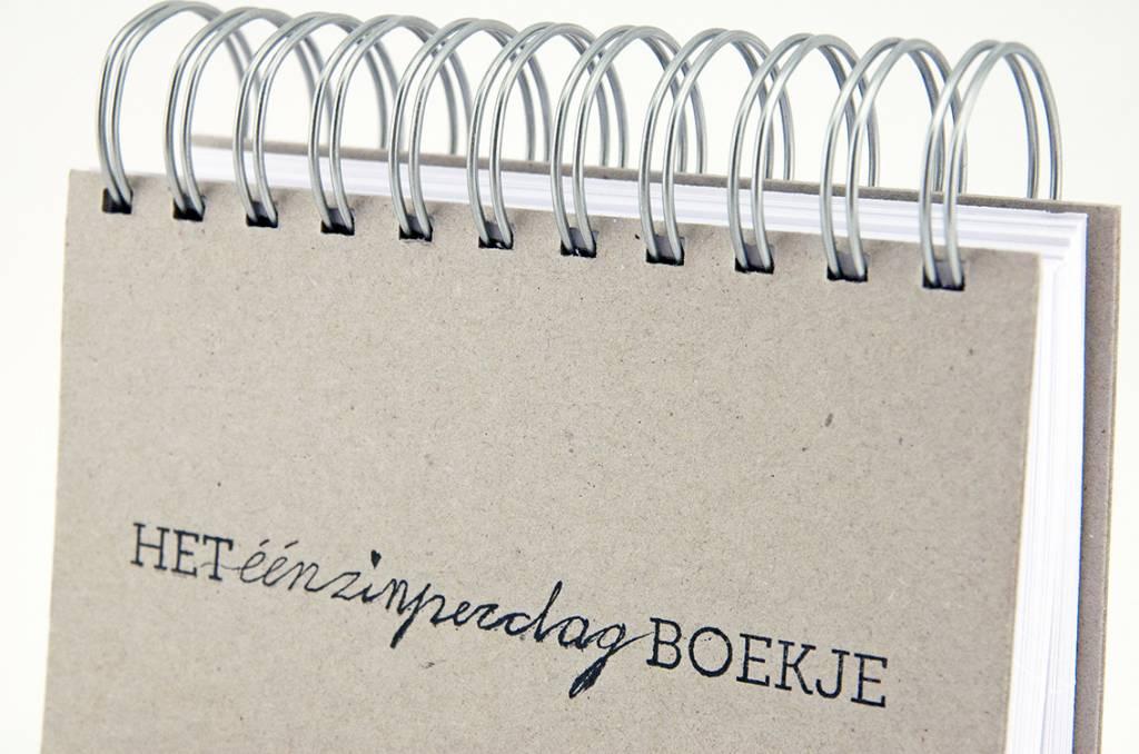 MooiDoorMij Ein Satz pro Tag Buch