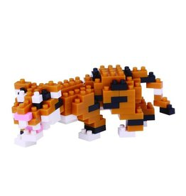 Nano Blocks Bausatz Bengal Tiger