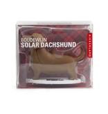Kikkerland Solar Dackel Boudewijn
