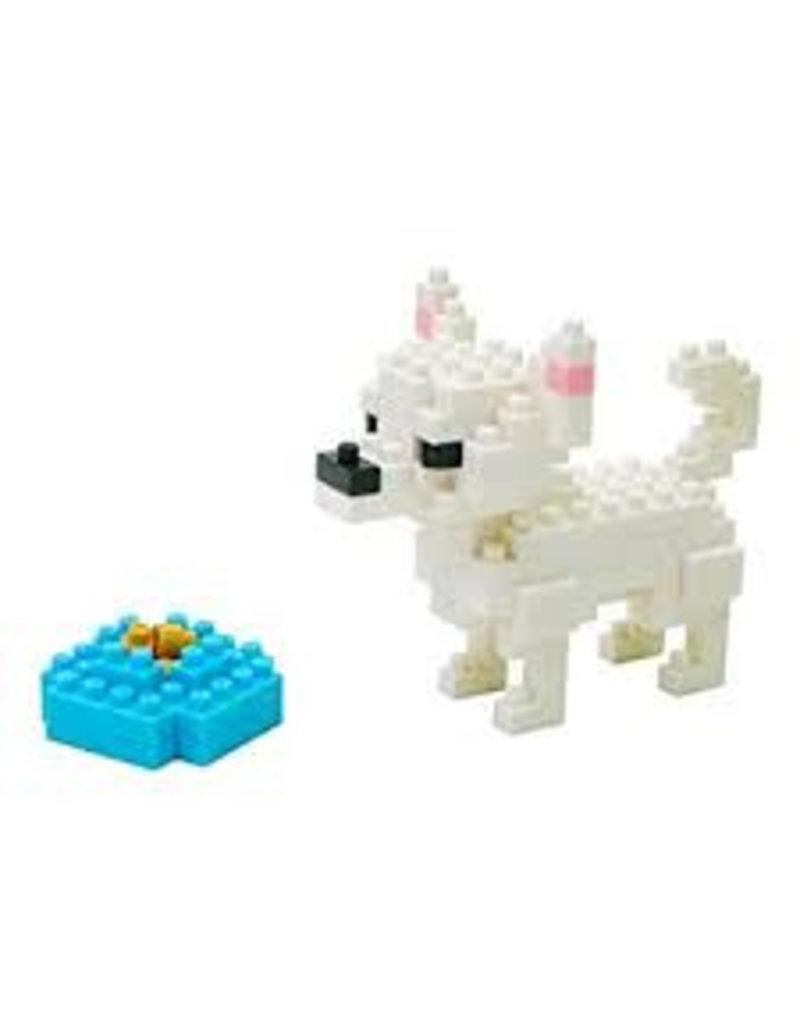 Nano Blocks Bouwpakket Chihuahua