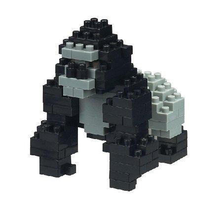 Nano Blocks Bouwpakket Gorilla