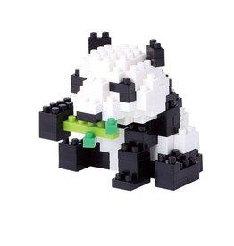 Nano Blocks Bouwpakket Panda