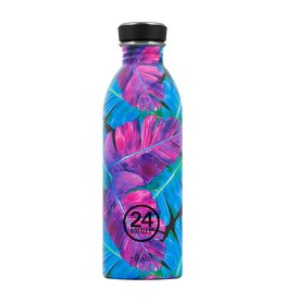 24Bottles Drinkfles Urban Bottle 0,5 L Floral Blossom