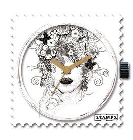 Stamps Klokje Annaick