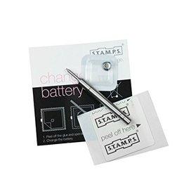Stamps Batterie Satz