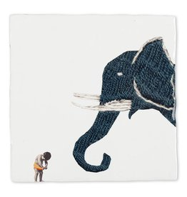 Storytiles Dekorative Fliese so Groß wie Du Small